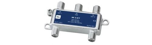 Mezcladores ICT