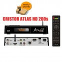 Receptor satelite  Atlas HD200-S