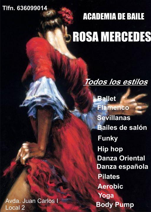Academia de baile Rosa Mercedes